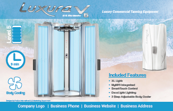 Luxura V6 Flyers