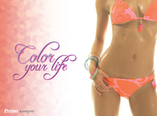 """Color Your Life"" Poster"