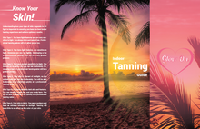 Indoor Tanning Guide Brochure