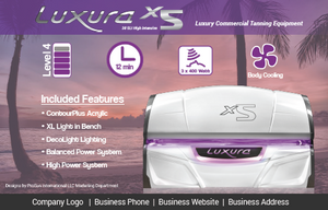 Luxura X5 Flyers