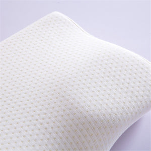 Butterfly Shaped Memory Pillows Adult Slow Rebound Memory Foam Pillow For Sleep Cervical Pillows (Color: White)