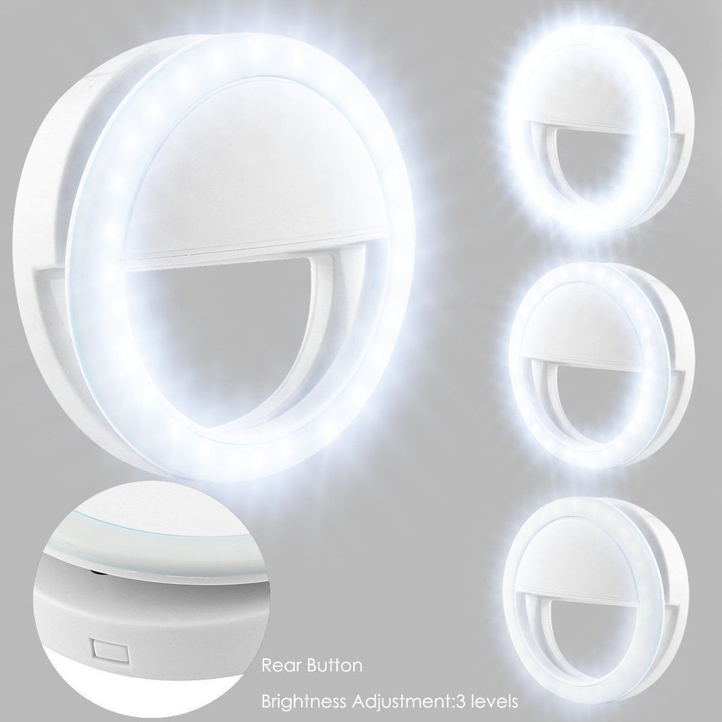 Portable Ring 36 Smart LED Camera
