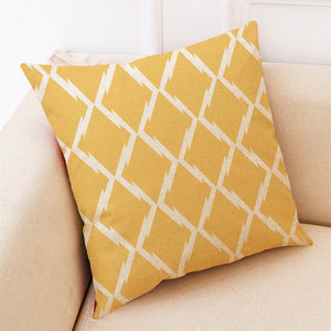 Home Decor Cushion Cover Love Geometry Throw Pillowcase Pillow Covers NEW Perfect Present