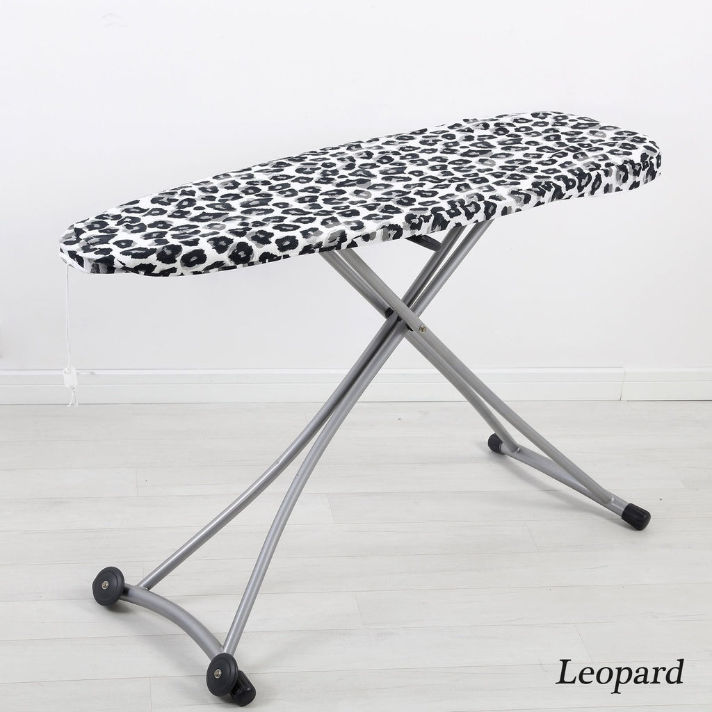 Cotton Ironing Board Cover & Iron Holder