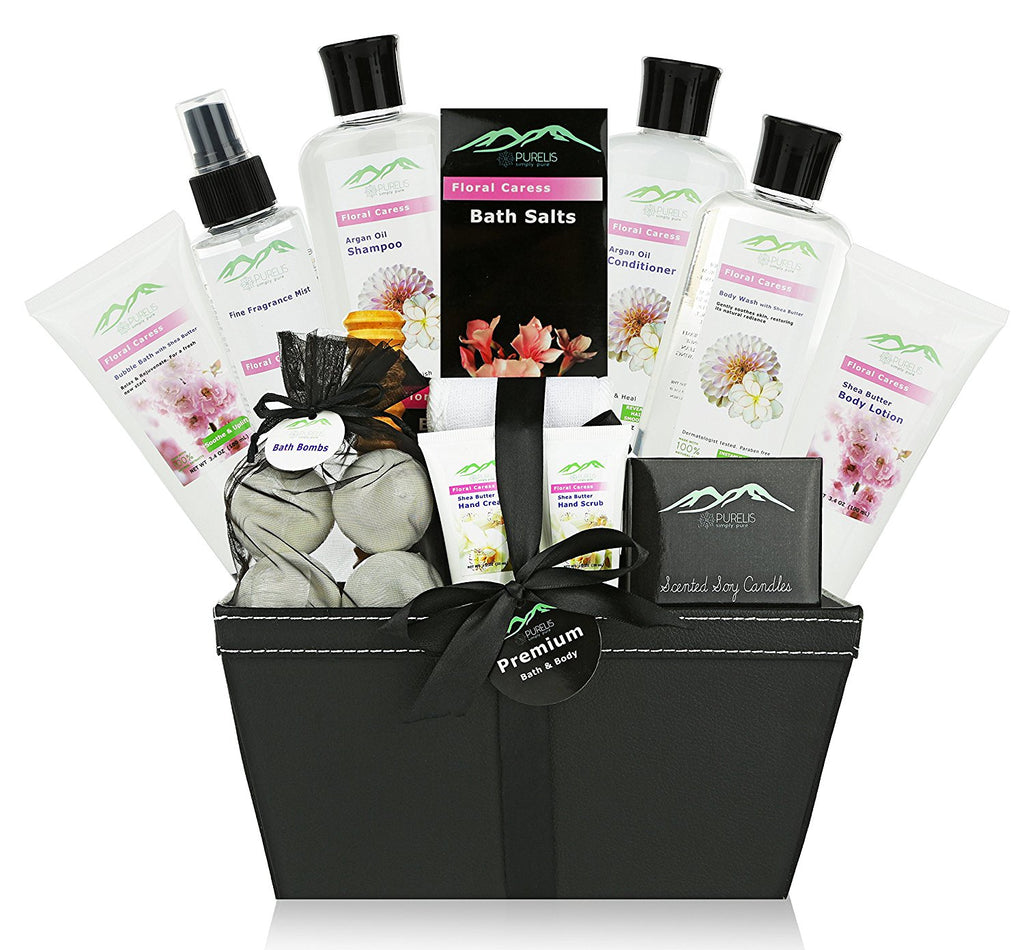 #1 Spa Gift Basket for College Girls