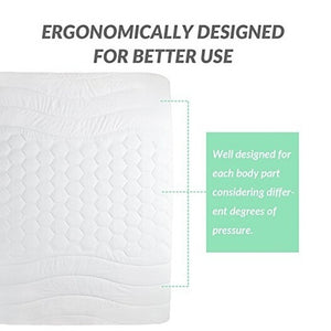 Naturelife White Mattress Pad Cover Soft Microfiber Breathable Mattress Protector Bedspread Anti-mite Mattress Cover