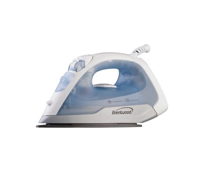 STEAM, DRY SPRAY IRON - WHITE