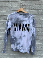 MAMA TIE DYE PULLOVER