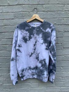 TIE DYE SIGNATURE SOFT PULLOVER