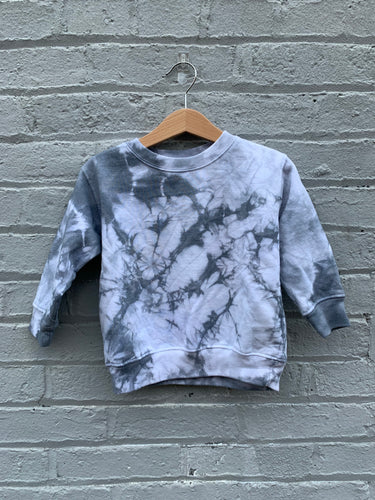 TIE DYE SWEATSHIRT - TODDLER