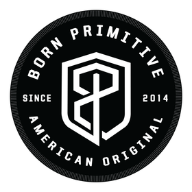 Born Primitive American Original Velcro Patch