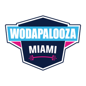 2020 WODAPALOOZA Velcro Patch