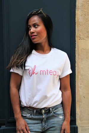 Oh Neny - collection Mama's T-shirt - khmer - cambodgien