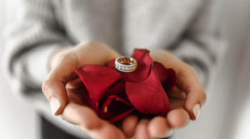 Engagement Rings and Diamonds:  Why We Give Them and What They Mean
