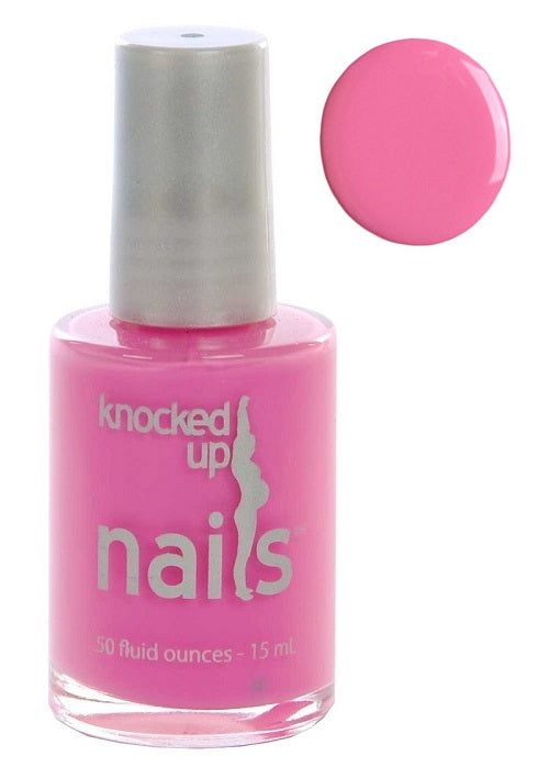 Maternity Safe Nail Polish – Nail for Pregnancy – Matte Pink - Creme ...