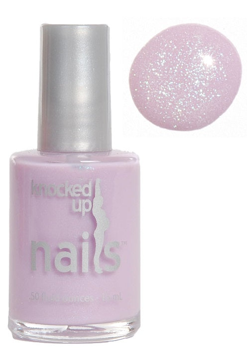 lilac chemical free nail polish