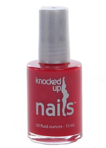 Red-E or Not, Here Comes Baby! Red Pregnancy Safe Nail Polish