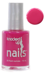 Pink Pregnancy Safe Nail Polish