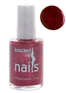 deep red pregnancy safe nail polish