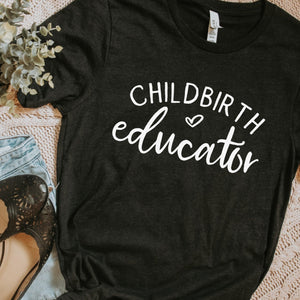 Childbirth Educator Unisex Tee