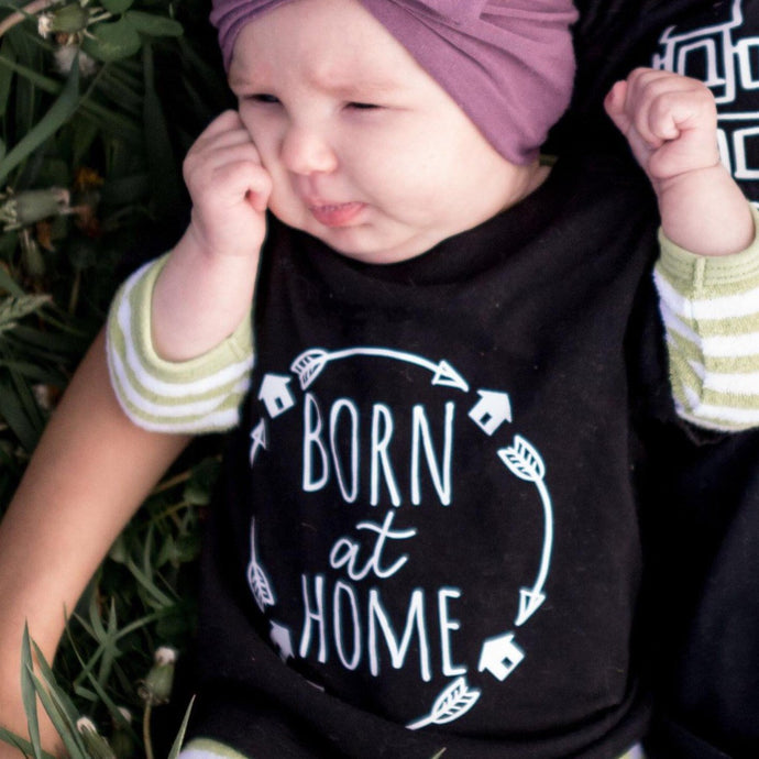Born at Home Arrows Infant/Toddler Tee