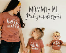Make Your Own Mommy and Me Set