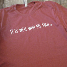 It is Well Unisex Tee