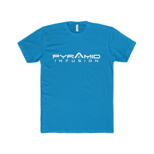 Pyramid Infusion Men's Cotton Crew Tee