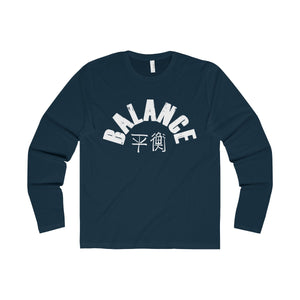 BALANCE Men's Long Sleeve Crew Tee