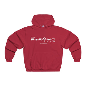 The Pyramid Farm™ Men's NUBLEND® Hooded Sweatshirt