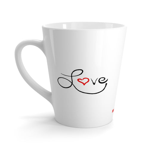 Double Love Latte Mug