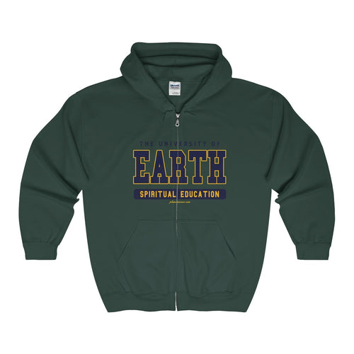 University of Earth Unisex Heavy Blend™ Full Zip Hooded Sweatshirt