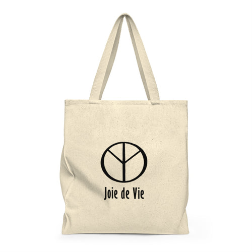 Joie de Vie Shoulder Tote Bag - Roomy