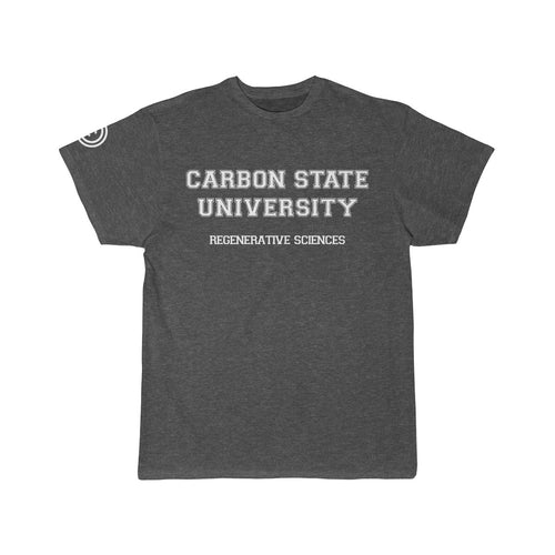Carbon State University™ Men's Short Sleeve Tee