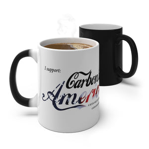 Carbon In America™ Color Changing Mug
