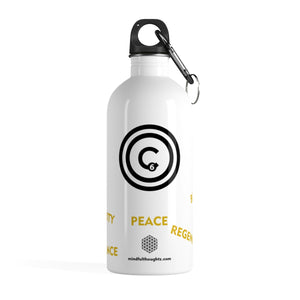 The Carbon Promise™ Stainless Steel Water Bottle