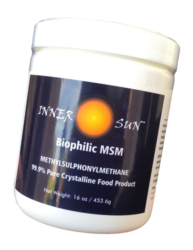 Inner Sun Biophilic MSM Supplement