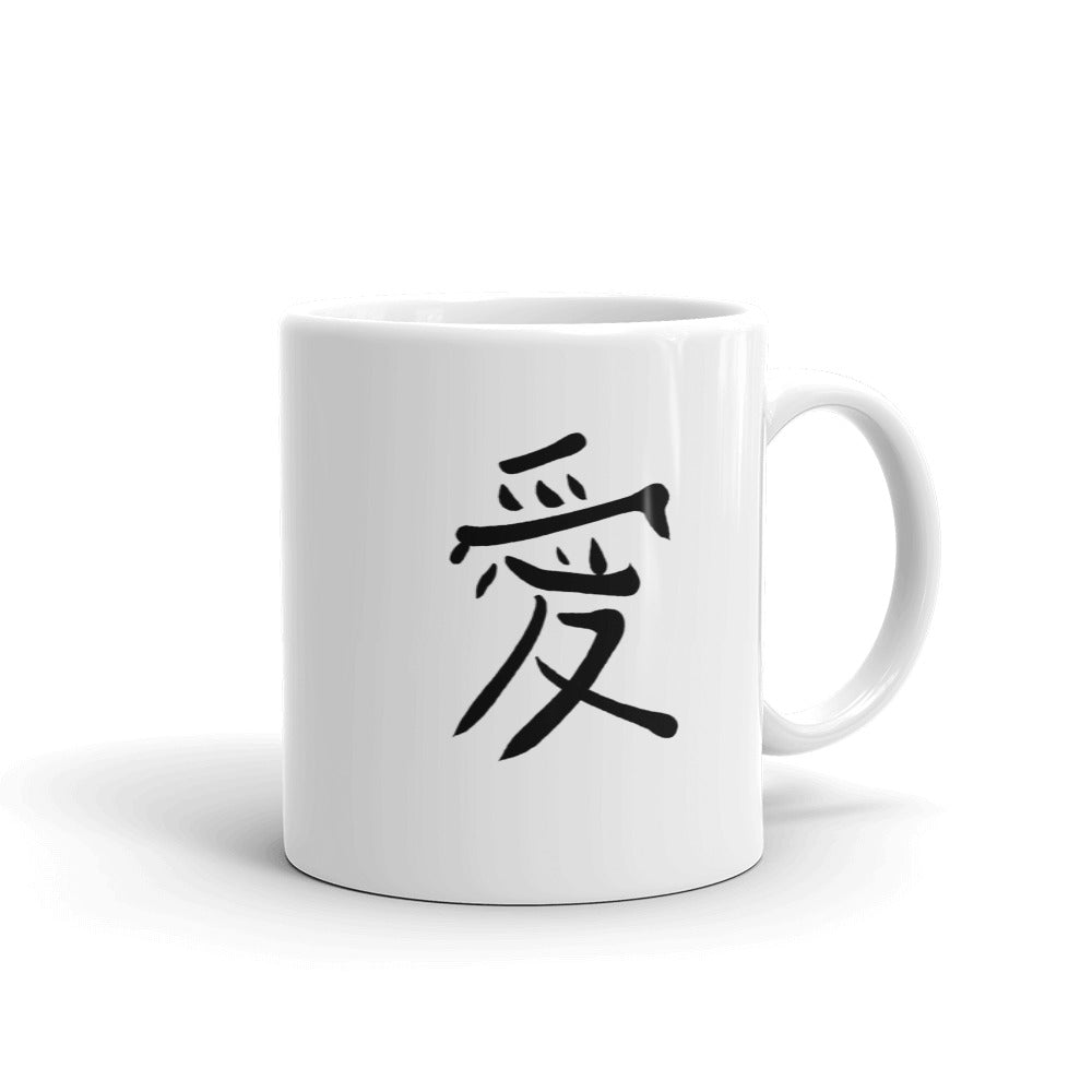 Love and Peace Mug