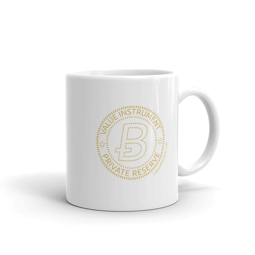 Bitcoin Joy of Life Mug