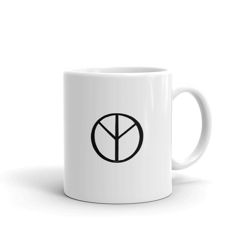 Balance and Joy of Life (Kanji) Mug