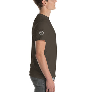 Bitcoin Joy of Life Short-Sleeve T-Shirt