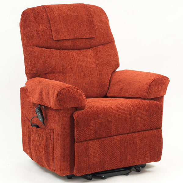 Larz Single Motor Riser Recliner Chair