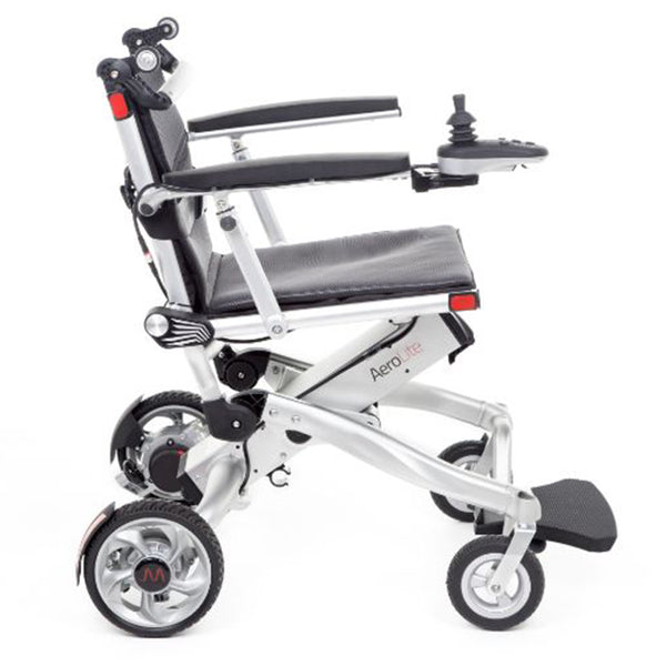 Aerolite Foldable Powerchair with Joystick Control