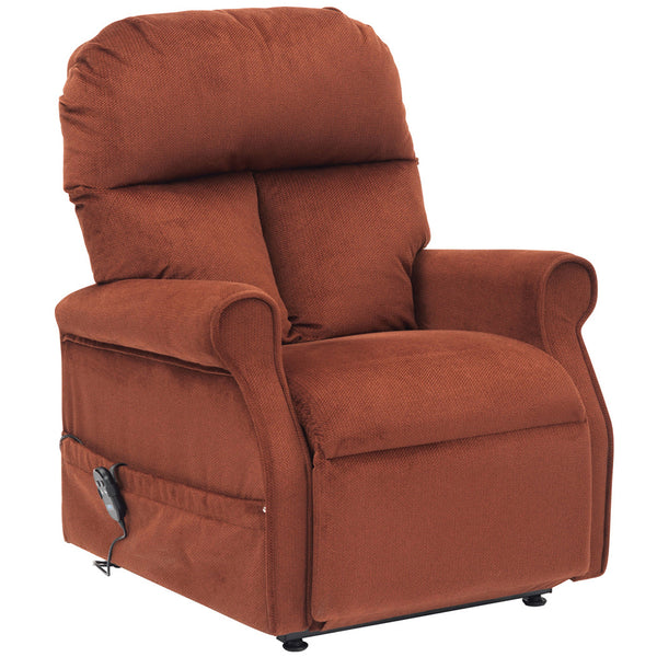 Boston Single Motor Standard & Petite Riser Recliner