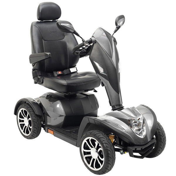 Drive Cobra 4 Wheel Travel Mobility Scooter (free engineer and home set up delivery )