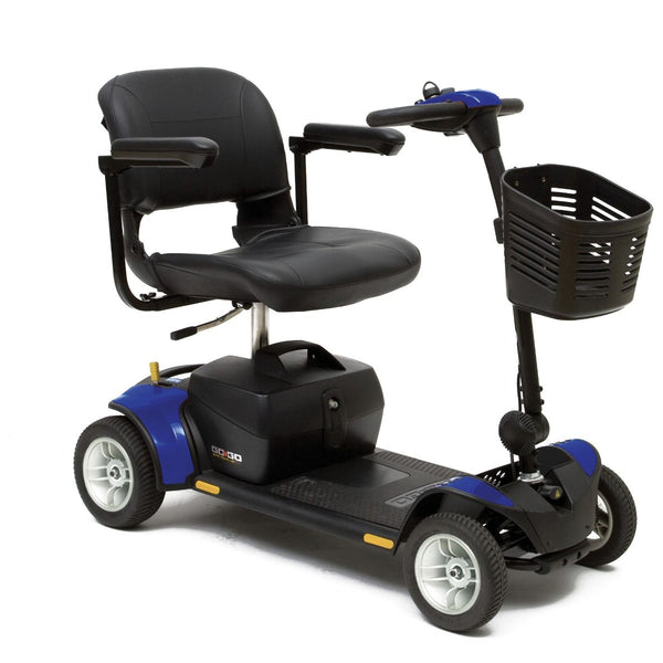Pride Travel Go-Go Elite Traveller Plus Mobility Scooter