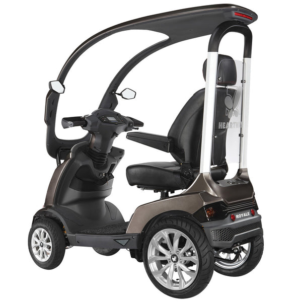 Drive Royale 4 Heavy Duty Sport Mobility Scooter (free engineer and home set up delivery)