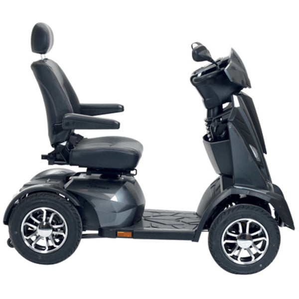 Drive King Cobra 4 Wheel Mobility Scooter (free engineer and home set up delivery)
