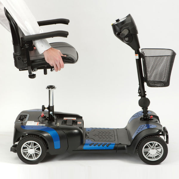Prism 4 Mini Mobility Folding Scooter