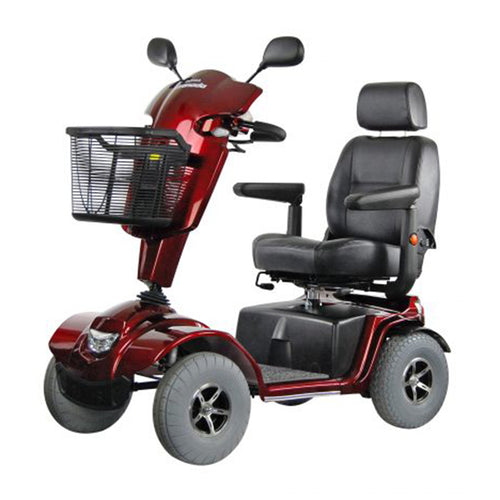 Roma Granada Class 3 Captain Seat Heavy-Duty Mobility Scooter